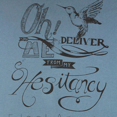 Hesitancy T-Shirt