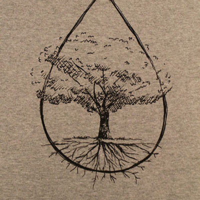 Tear Tree T-Shirt